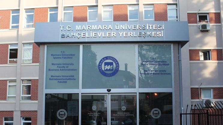 مرمرة جامعة اسطنبول