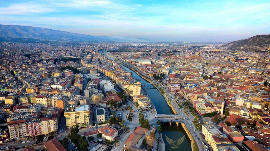 انطاكيا والمدن التركية
