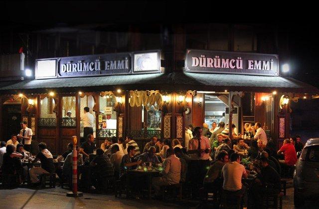 المطاعم التركية في اسطنبول