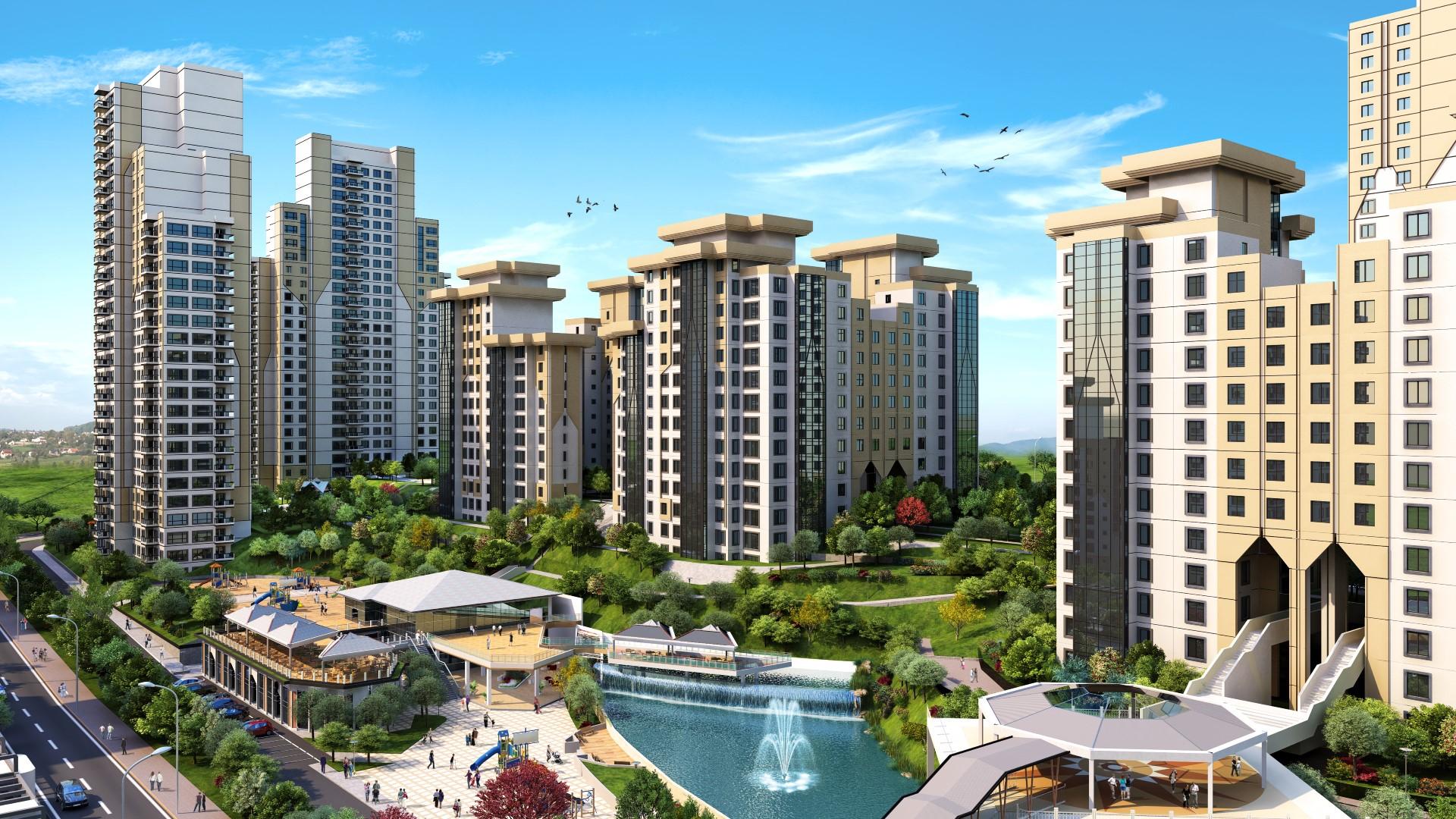 افضل المجمعات السكنية في اسطنبول