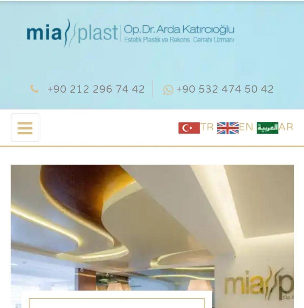 MiaPlast Estetik Kliniği