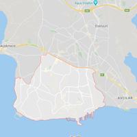 بيليك دوزو على تطبيق خرائط جوجل