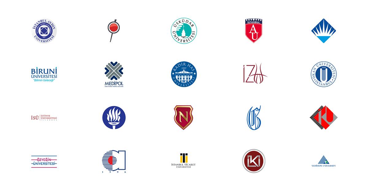 شعارات الجامعات