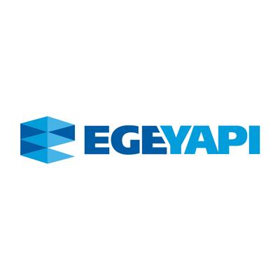 شعار شركة إي جي إيه للإنشاءات