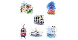 اسطنبول المدينة السحرية