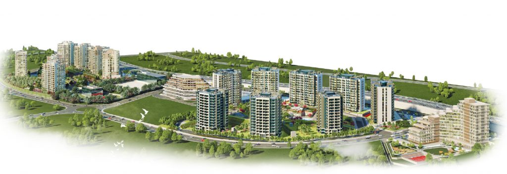 مخطط مشروع اسطنبول 3