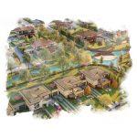 مشروع يشيل ياكا سو الرائع في بيوك شكمجه