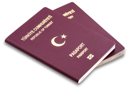 جواز سفر تركي