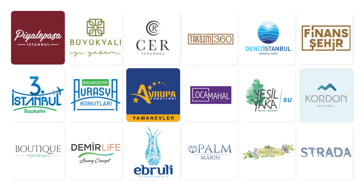 أهم المشاريع العقارية في اسطنبول