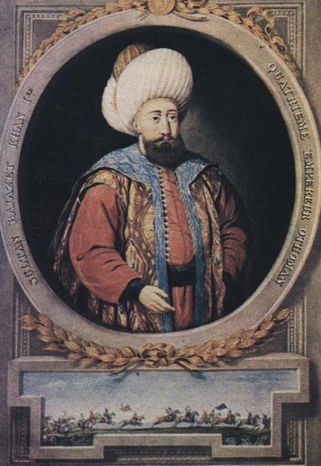 السلطان بيازيد الأول بن مراد الأول