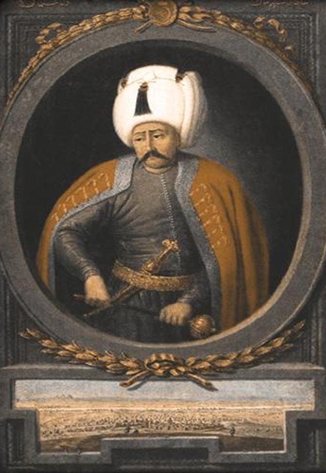 السلطان سليم الأول يافوز