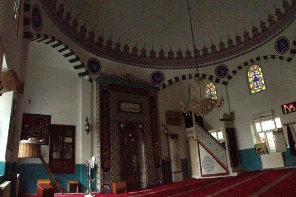 مسجد كأني أكلت