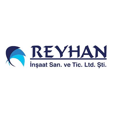 شعار شركة ريحان للإنشاءات