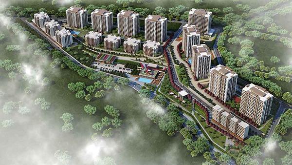 مخطط مشروع فيرا اسطنبول