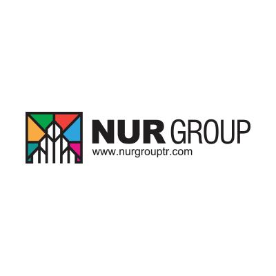 شعار شركة نور للإنشاءات